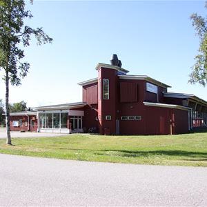 Hemavan Fjällcenter, Hotell