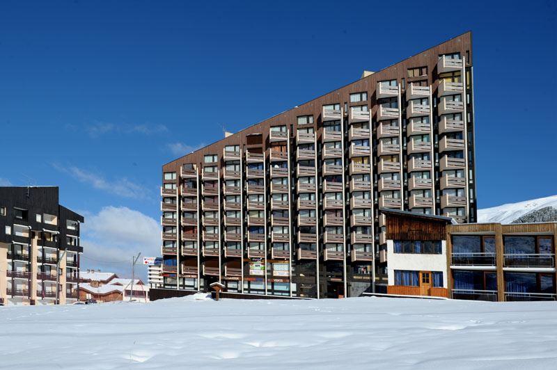 2 Pers Studio ski-in ski-out / GRANDE MASSE 715