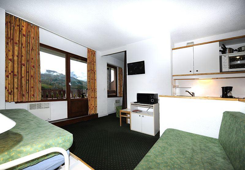 2 Rooms 4 Pers ski-in ski-out / NECOU 715