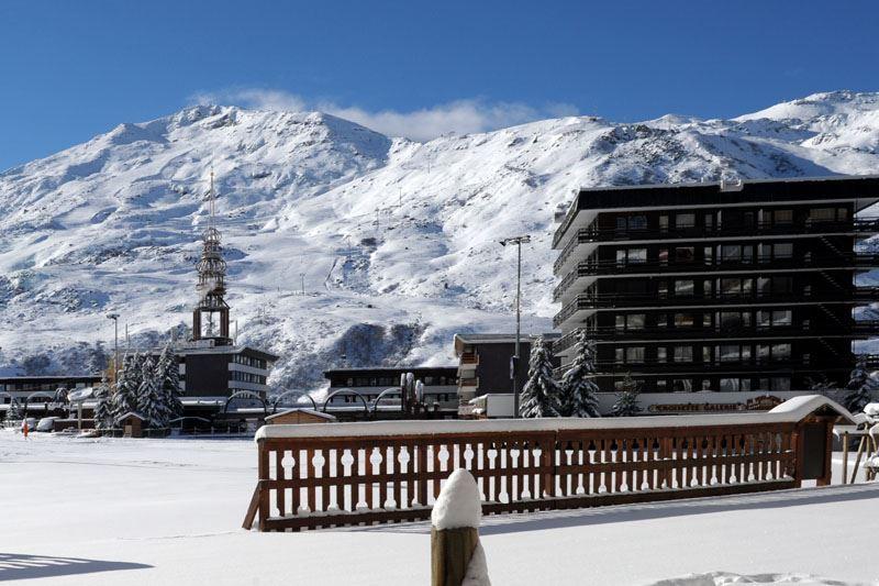 Studio 2 Pers skis aux pieds / OISANS 56
