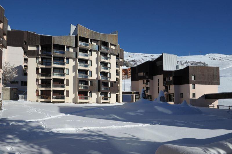 2 Pièces 4 Pers skis aux pieds / SOLDANELLES 405