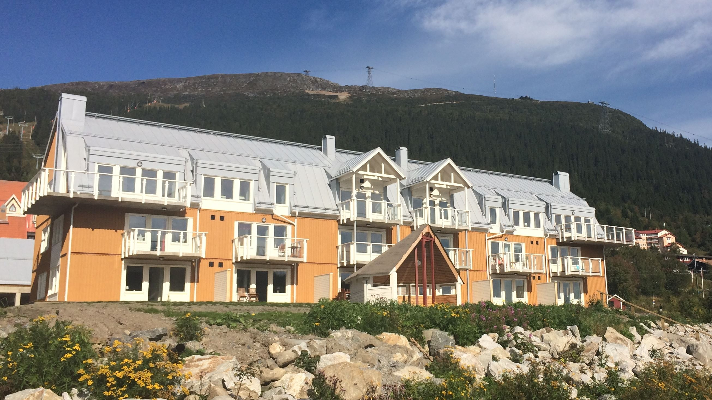Allt utanför dörren - Lake Lodge Åre