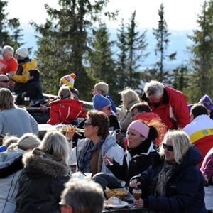 Gaistova Restaurant in Hafjell
