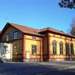 CEU,  © CEU, Kulturhuset Bergsjögården
