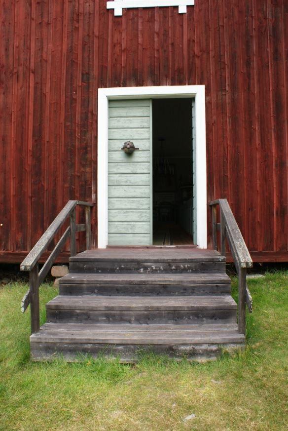 Foto: Jessica Ögren,  © Kramfors kommun, Berghamn chapel