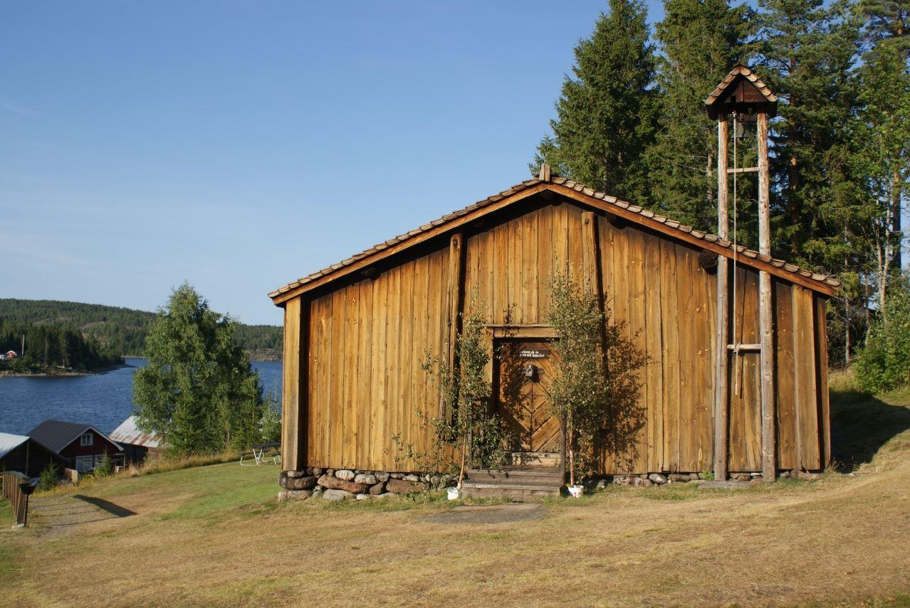Foto: Jessica Ögren,  © Kramfors kommun, Barsta Chapel