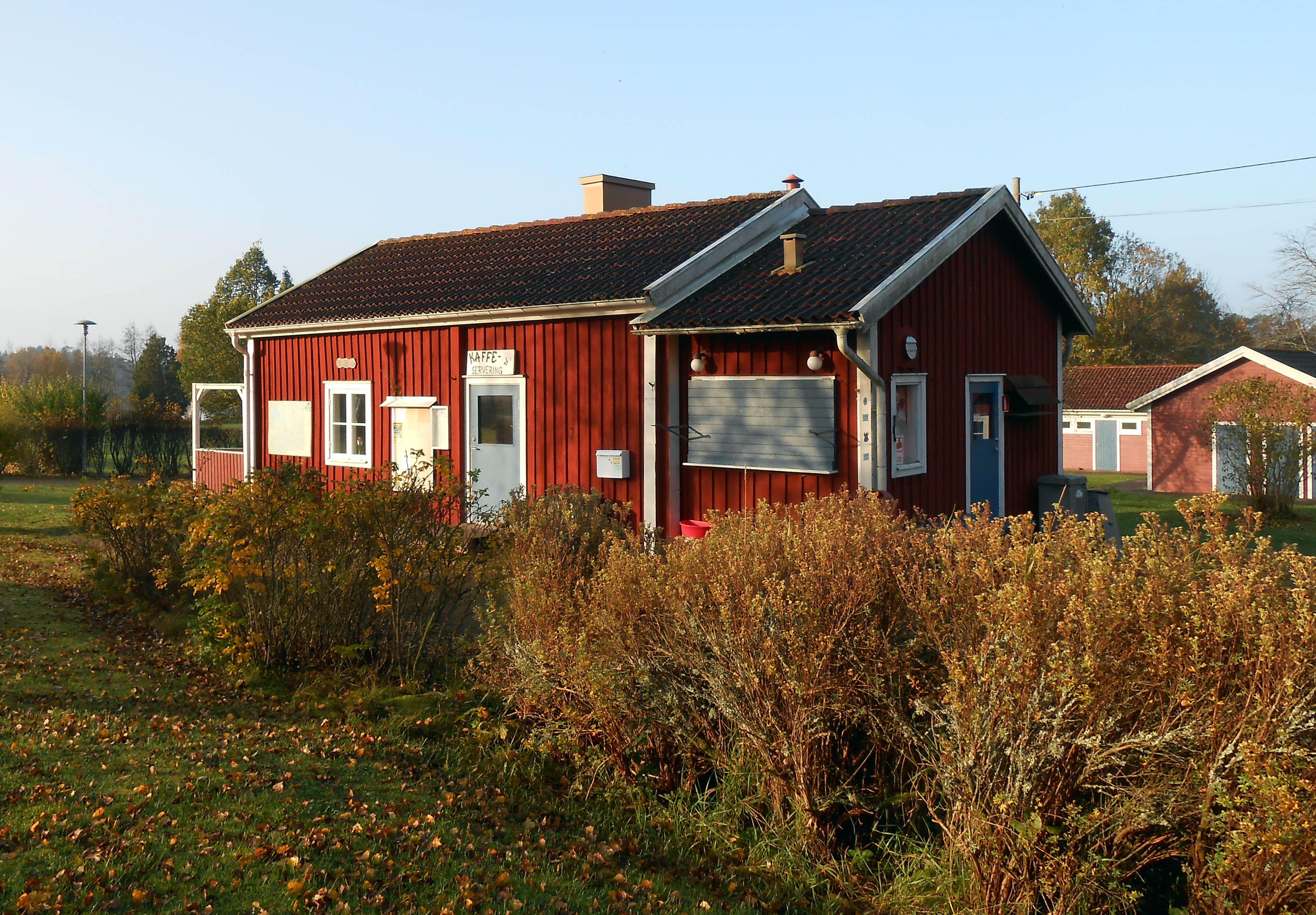 Kaffestugan på Linneryds Camping
