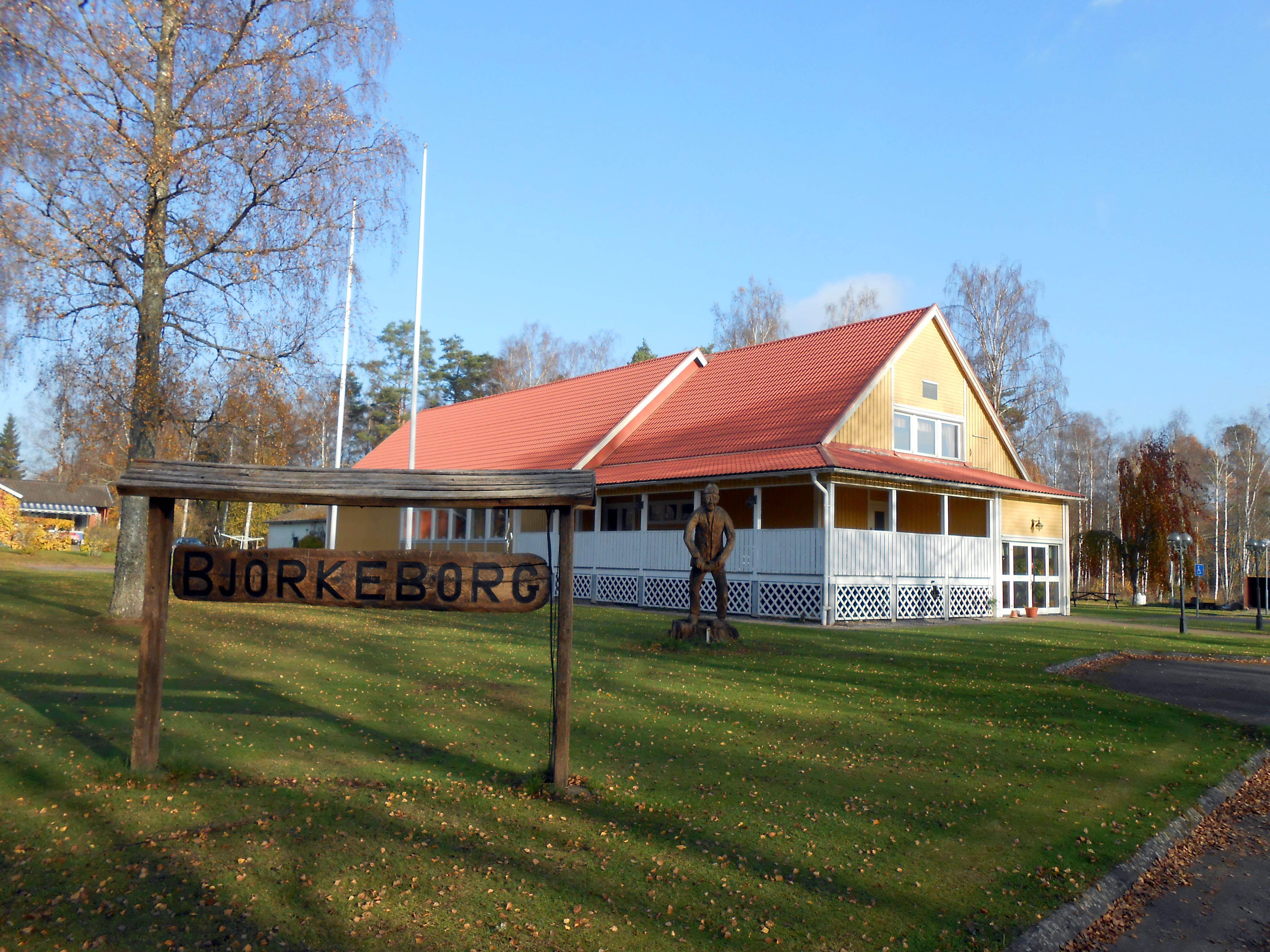 Loppis i Björkeborg Väckelsång