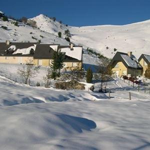 © CHOLLET, VLG010 - Maison mitoyenne au pied des pistes de Val Louron