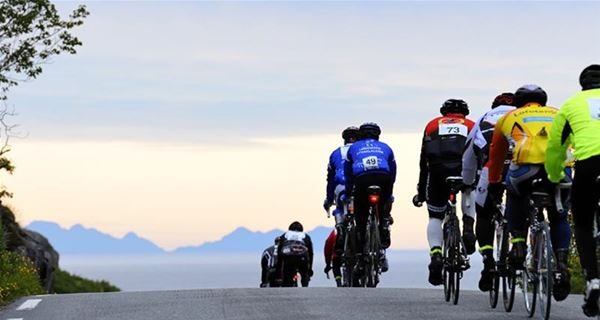 © Lofoten Insomnia Race, Lofoten Insomnia Race 2017