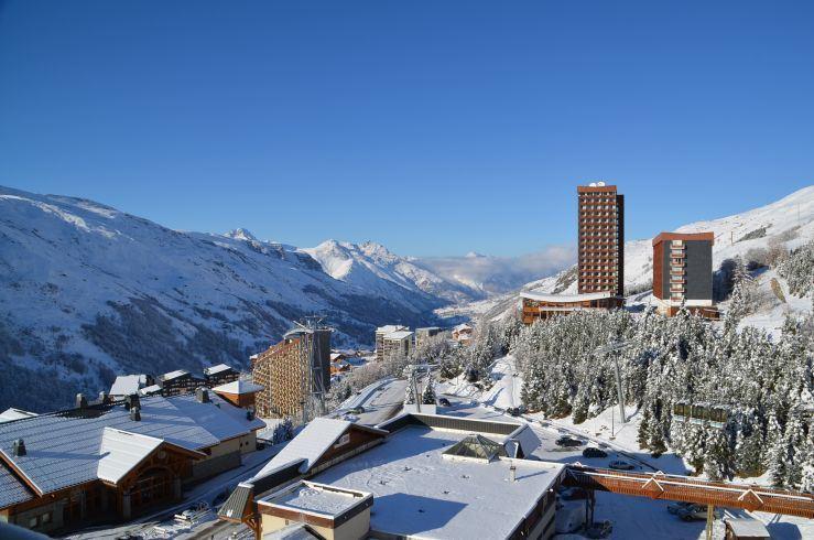 2 Pers Studio ski-in ski-out / CHAVIERE 631