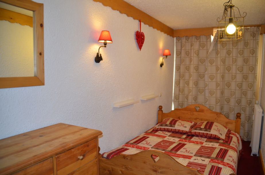 3 Rooms 8 Pers ski-in ski-out / PELVOUX 43