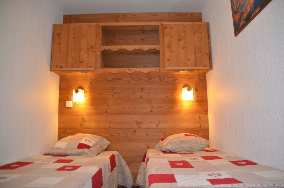 3 Rooms 5 Pers ski-in ski-out / VALMONT 914