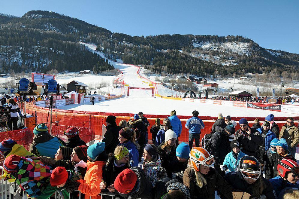 World Cup Alpin Kvitfjell