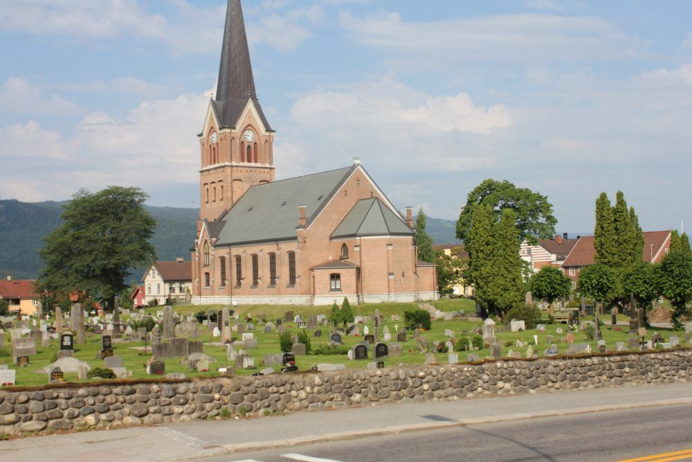 Lillehammer church