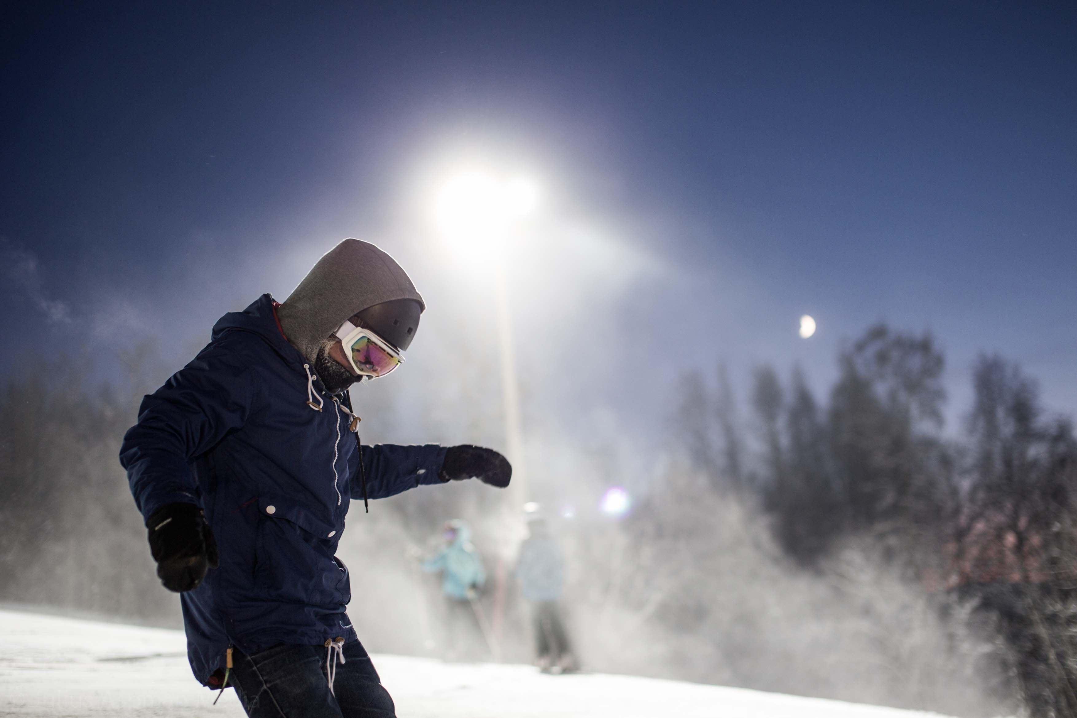 Julius Aspman, Snowboard Student Ski Hemavan