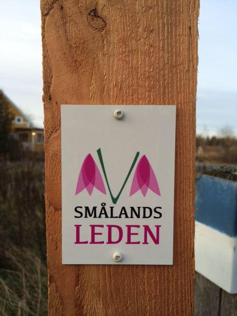 © Smålandsleden, Vandra i Vetlanda kommun