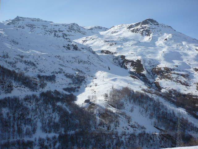 2 Pièces 4 Pers skis aux pieds / JETAY 54