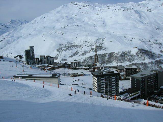 3 Pers Studio ski-in ski-out / COTE BRUNE 509