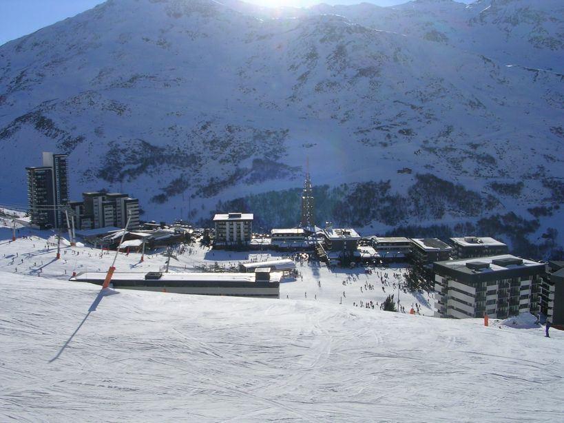 3 Rooms 8 Pers ski-in ski-out / DANCHET 628