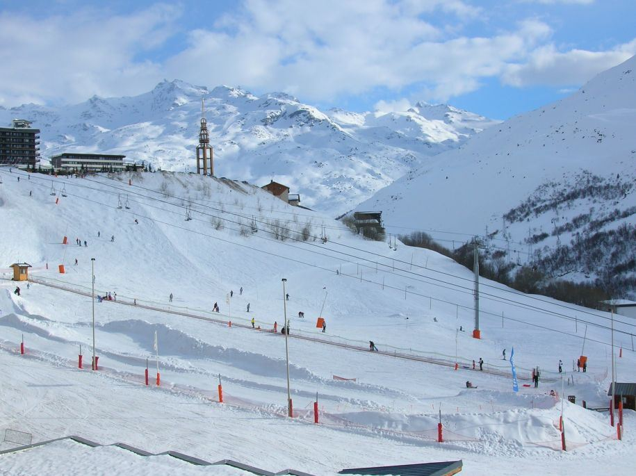 3 Pers Studio ski-in ski-out / GRANDE MASSE 508