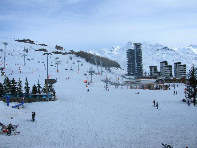 Studio 4 Pers ski-in ski-out / LAC DU LOU 109