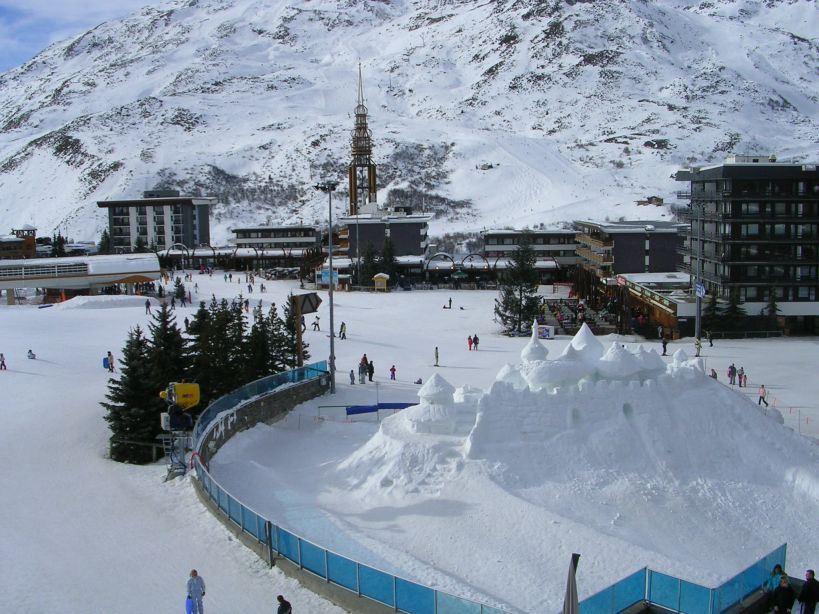 3 Pers Sudio ski-in ski-out / PELVOUX 32