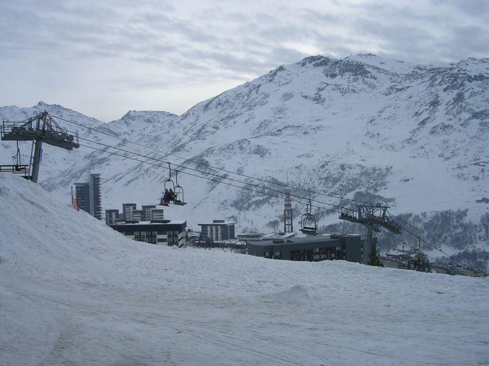 Studio 4 Pers skis aux pieds / TOUGNETTE 214