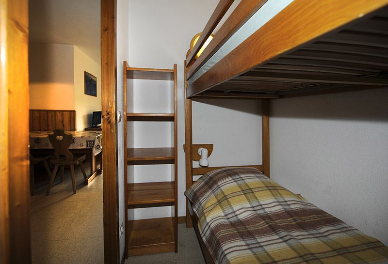 2 Rooms + cabin 6 Pers ski-in ski-out / BALCONS D'OLYMPIE 110