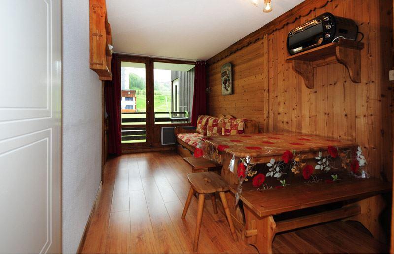 Studio cabine 4 Pers skis aux pieds / VILLARET 421