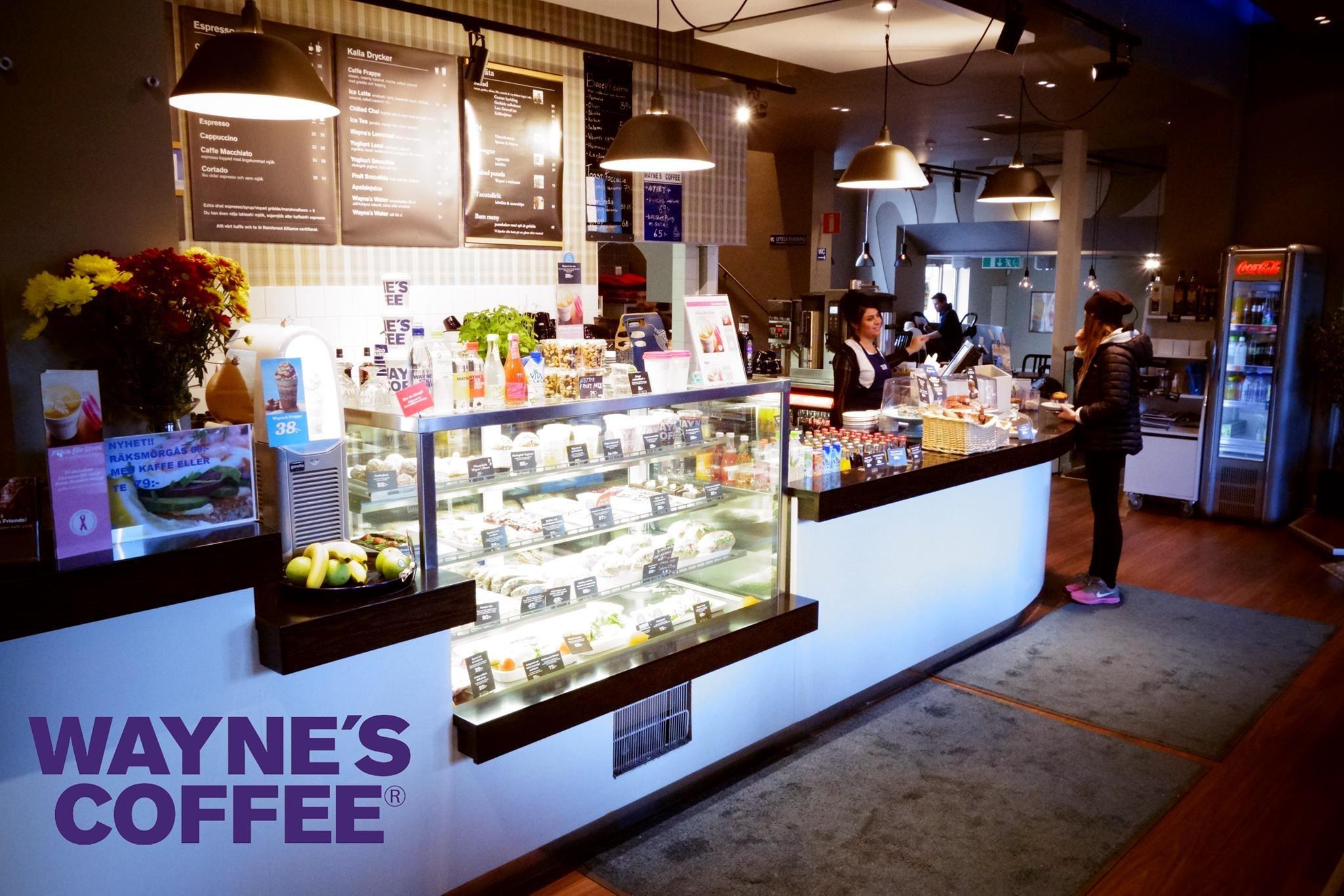 Waynes Coffee Storgatan