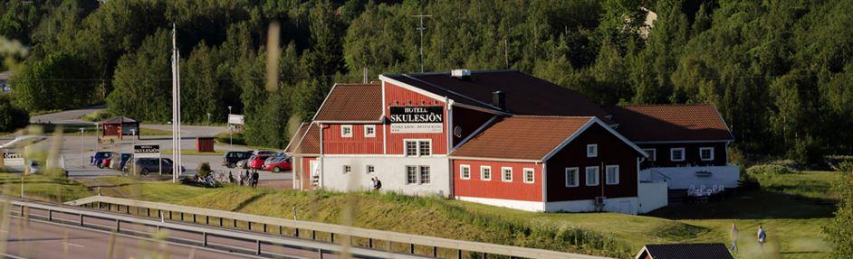 Hotell Skulesjön