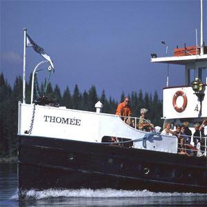Foto: Tommy Andersson,  © Copy: Östersund Turìst & Kongress, s/s Thomée