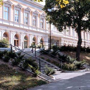 Kulturhuset Glada Hudik, Café August