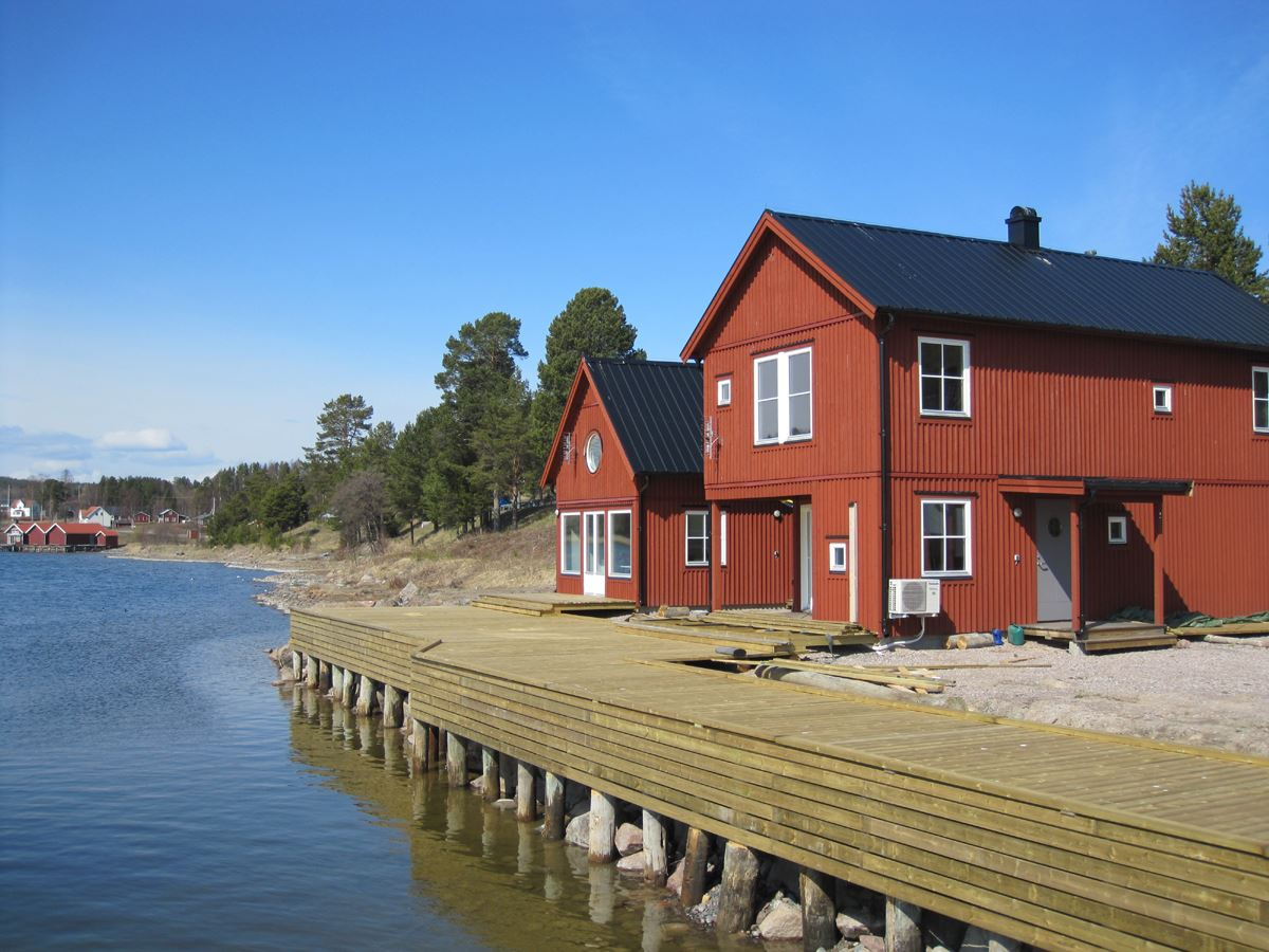 Norrfällsvikens Camping & Stugby / Hotell