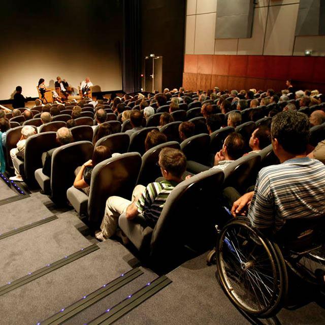 Séance à la Cinémathèque
