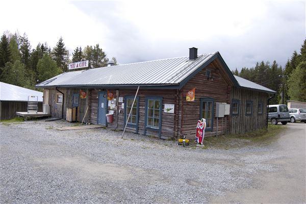Fäbodammen i Lidgatu, Näsåker