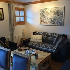 3 rooms 6 people ski-in ski-out / LES CHALETS DE LA JEAN BLANC L'HIVER VIENT (Mountain of Charm) / Tranquility booking