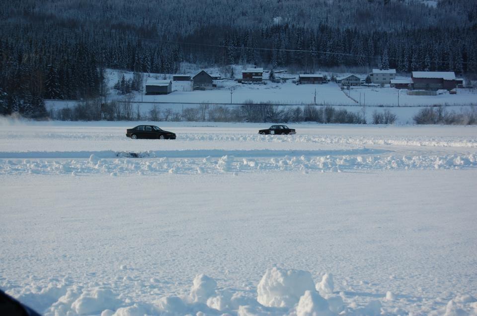 Fun on ice Losna