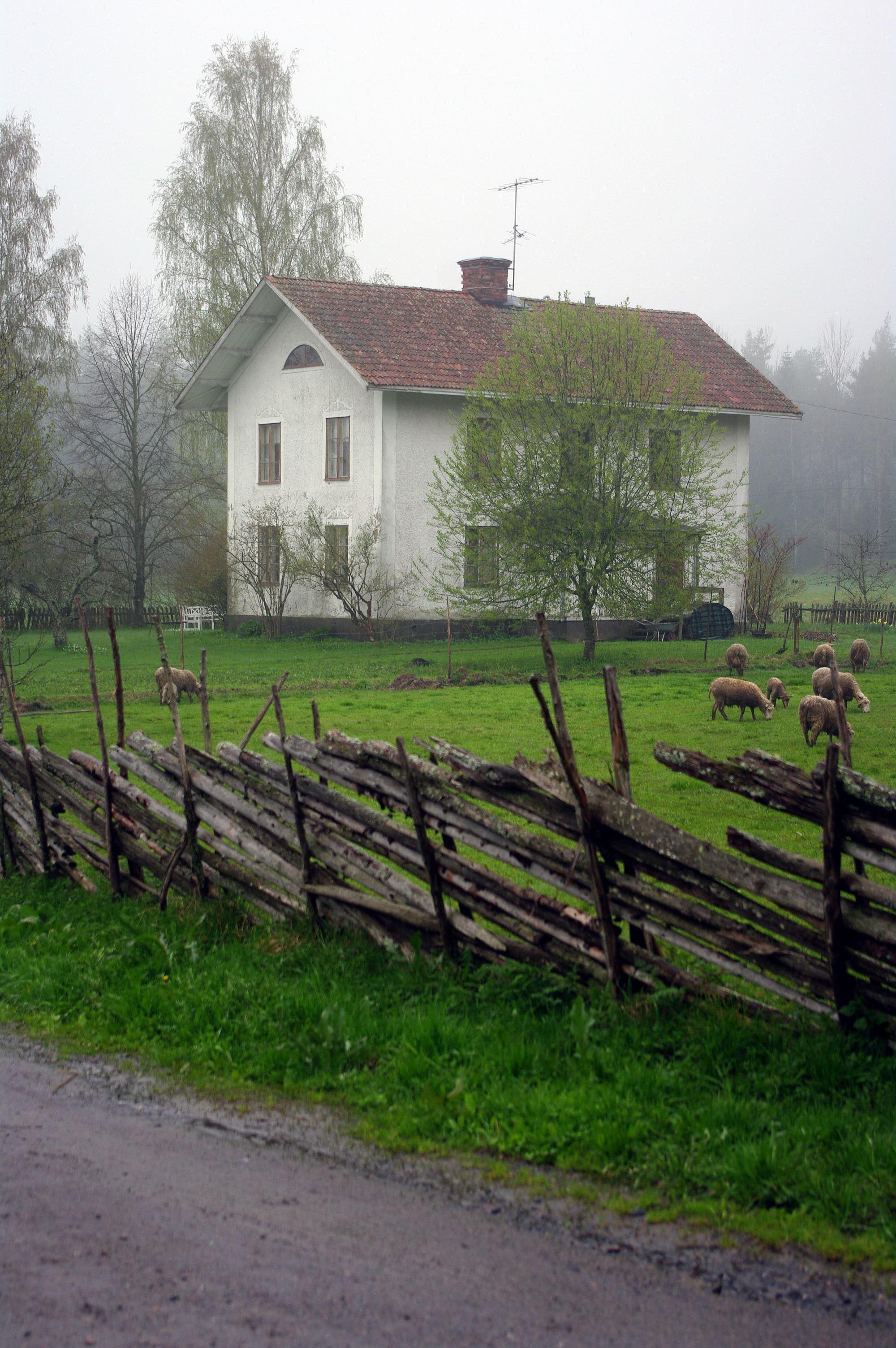 Smultronboda fårgård