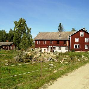 CEU,  © CEU, Halls gård i Langsbo, Hassela