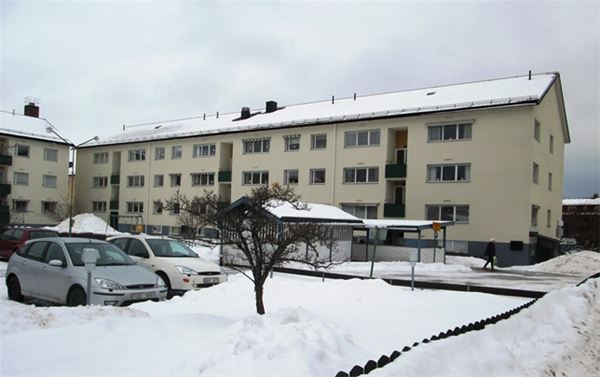 Privatlägenhet M110 Fridhemsplan, Mora