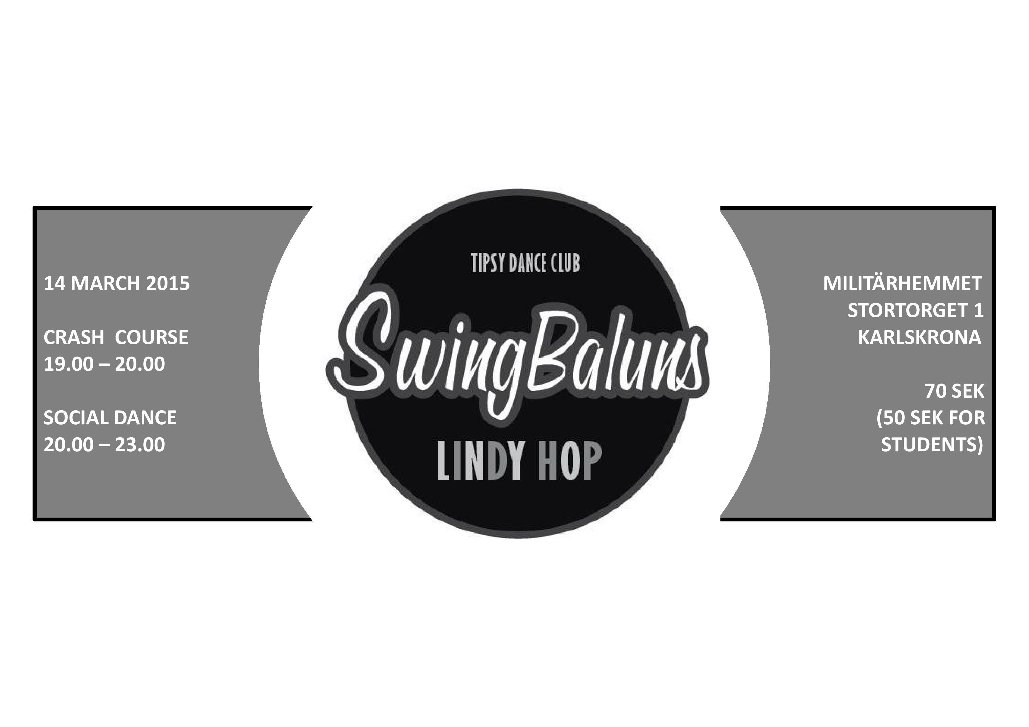 Swingbaluns