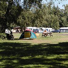 Nordskoven Strand Camping hytter