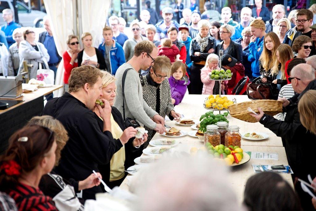 Umeå Smakfestival - Food is culture