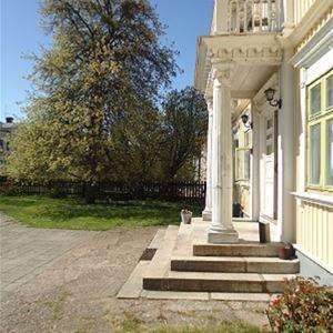 Kalmar Seemannsheim und Jugendherberge, SVIF