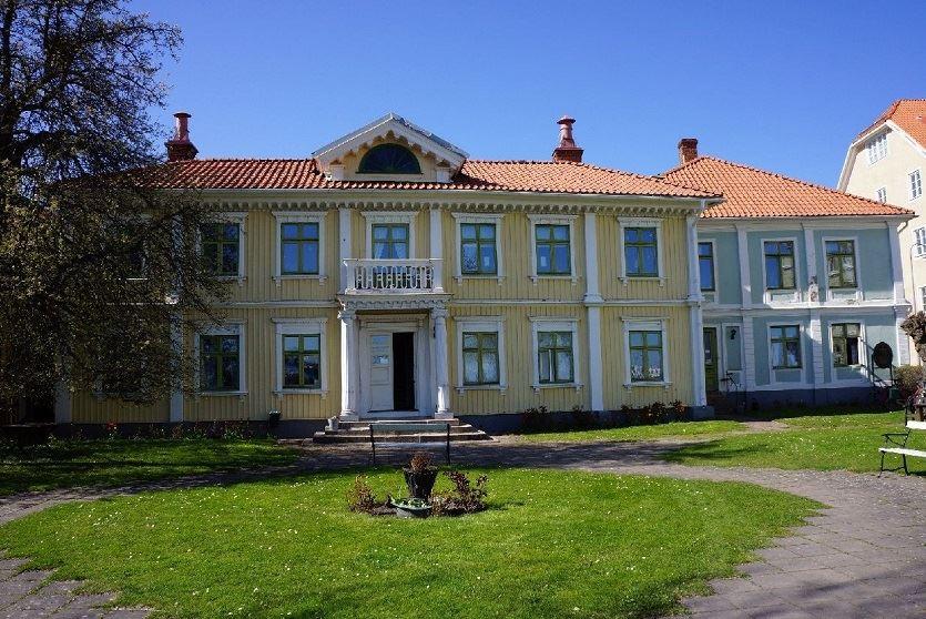 Kalmar Sjömanshem Vandrarhem, SVIF