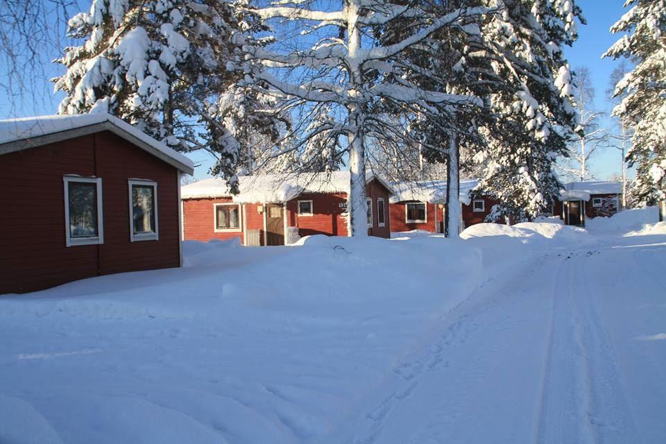Gunilla Björn,  © Gunilla Björn, Agnäs Stugby – cottages and caravan sites