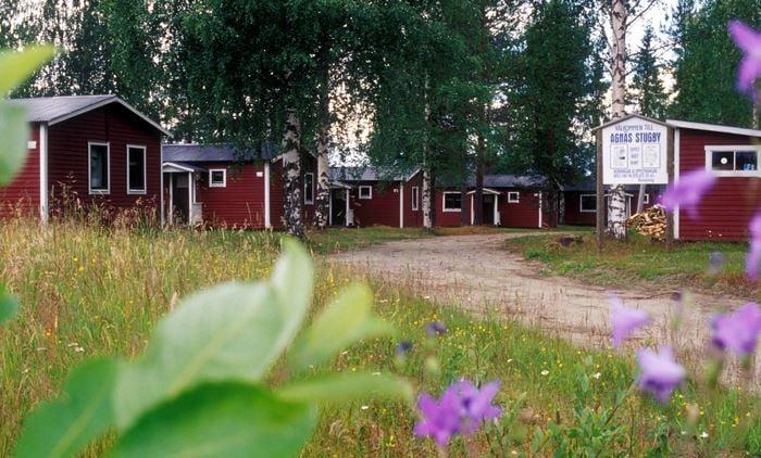 Calle Bredberg,  © Bjurholms kommun, Agnäs stugby