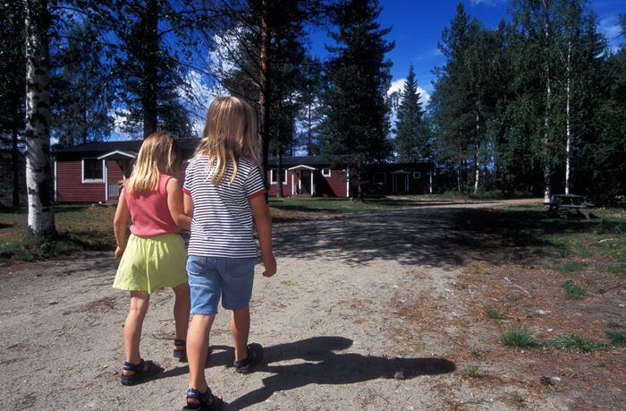 Calle Bredberg,  © Bjurholms kommun, Agnäs Stugby – cottages and caravan sites